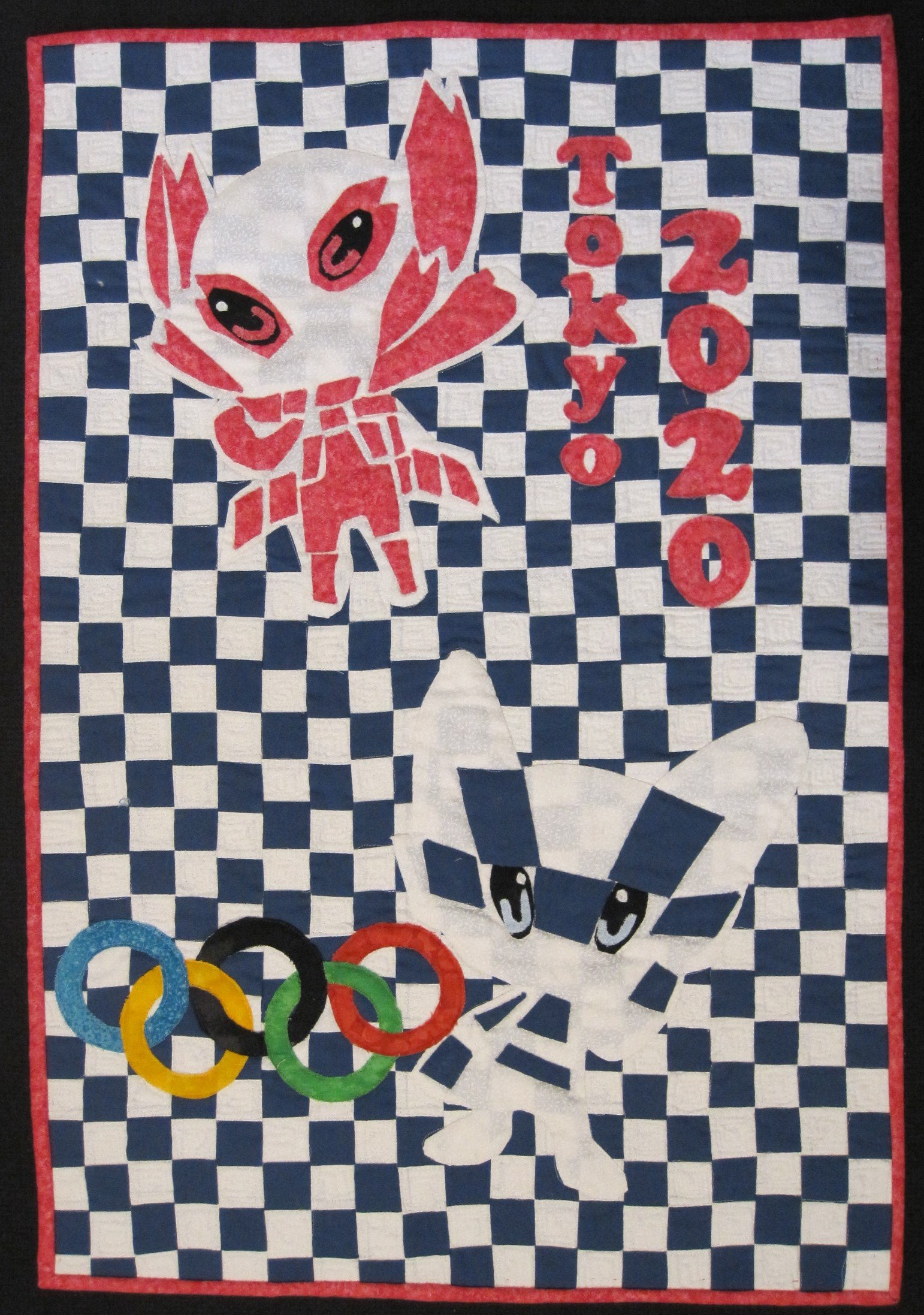 MASCOTS FOR THE 2020 OLYMPIC GAMES